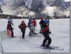 Itálie - Dolomiti Superski 13.-18.1.2009 012
