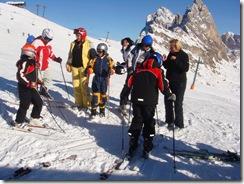 Itálie - Dolomiti Superski 13.-18.1.2009 033